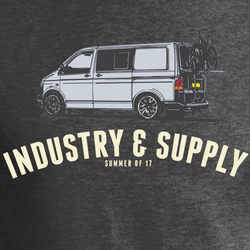 SUMMER OF 17 VW T5 T-SHIRT