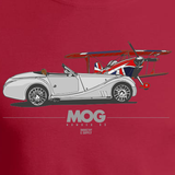 NO.1 LIMITED EDITION COVER MOG MAGAZINE T-SHIRT