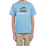 HOLIDAY DESTINATION VW BUS T-SHIRT FOR KIDS