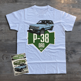 LAND ROVER DAD RANGE ROVER P38 T-SHIRT