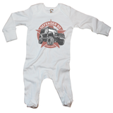 LAND ROVER BABY GROW