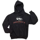 LAND ROVER DISCOVERY UTILITY HOODIE