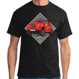 NO.2 LIMITED EDITION COVER AUSTIN GASSER T-SHIRT