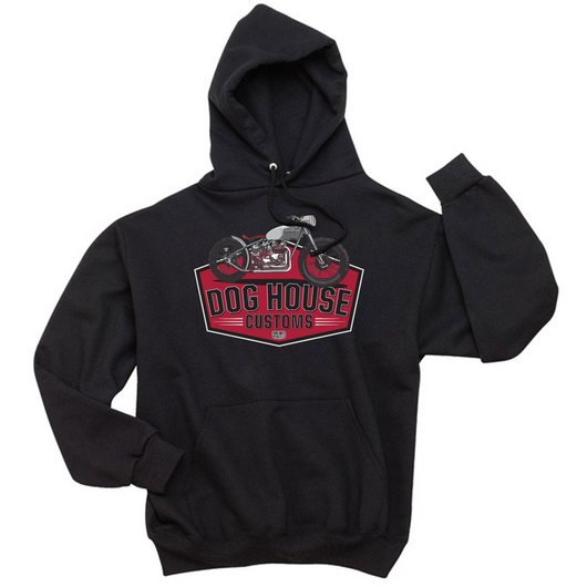 DOGHOUSE TRIUMPH II HOODIE