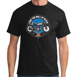 LUKE FOX WALL OF DEATH (V2) T-SHIRT