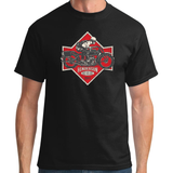 Henderson Motorcycle Black T-Shirt