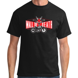LUKE FOX WALL OF DEATH (V3) T-SHIRT