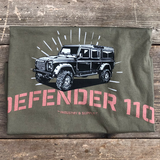 SHOP STOCK LAND ROVER DEFENDER SHIRTS