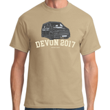 HOLIDAY DESTINATION VW T5 T-SHIRT