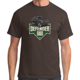 DEFENDER 110 DOUBLE CAB PICKUP DAD T-SHIRT