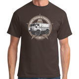 FIREPOWER SHOW LAND ROVER FORWARD CONTROL 101 T-SHIRT