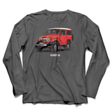 FJ40 LAND CRUISER LONG SLEEVE T SHIRT