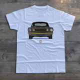 PROJECT SOS MUSTANG (FRONT VIEW) T-SHIRT