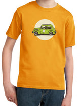 Pudge's Pop Ford 103E Industry & Supply Kids Gold T-Shirt