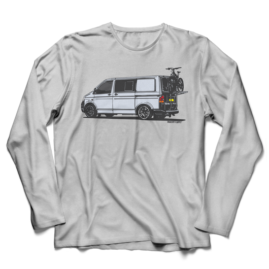 VOLKSWAGEN T5 LONG SLEEVE T-SHIRT