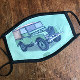 AUTOMOTIVE FACE COVERS - LAND ROVER