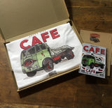 JACKS HILL CAFE ERF LORRY T-SHIRT