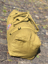 ARMY SURPLUS LAND ROVER ROPE HANDLE TOOL BAG