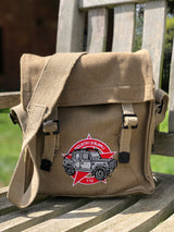 ARMY SURPLUS LAND ROVER SMALL HAVERSACKS (NOT ISSUED)