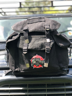 ARMY SURPLUS LAND ROVER RUCKSACKS (NOT ISSUED)