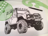 LAND ROVER DEFENDER 90 T-SHIRT