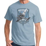 LINCOLNSHIRE AVIATION MOSQUITO T-SHIRT