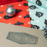 MILITARY CHRISTMAS WRAPPING PAPER