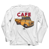 JACKS HILL CAFE BEDFORD PICK UP LONG SLEEVE T-SHIRT