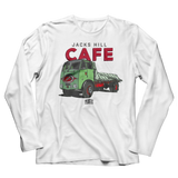 JACKS HILL CAFE ERF LORRY LONG SLEEVE T-SHIRT