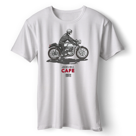 JACKS HILL CAFE RACER T-SHIRT