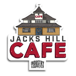 JACKS HILL CAFE STICKERS