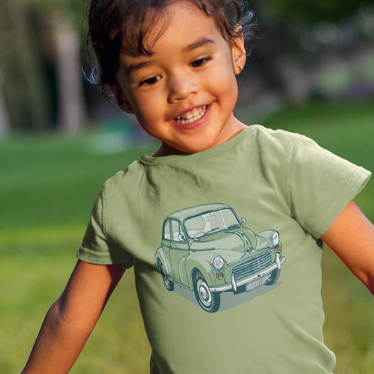 MORRIS MINOR KIDS T-SHIRT