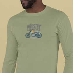 DESERT SLED LONG SLEEVE T-SHIRT