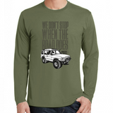 LAND ROVER DISCOVERY ONE LONG SLEEVE T-SHIRT