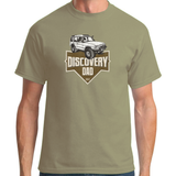 LAND ROVER DISCOVERY DAD T-SHIRT