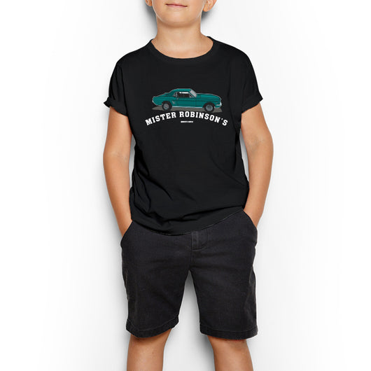 MR ROBINSONS MUSTANG T-SHIRT FOR KIDS