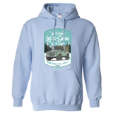 "FIRST & LAST EVER LAND ROVER ""LET IT SNOW"" CHRISTMAS HOODIE"