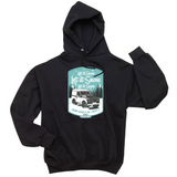 "SERIES LAND ROVER ""LET IT SNOW"" HOODIES"