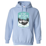 "DISCOVERY LAND ROVER ""LET IT SNOW"" CHRISTMAS HOODIE"