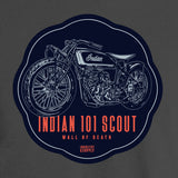 indian 101 design navy