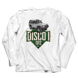 LAND ROVER DAD DISCOVERY LONG SLEEVE T-SHIRT