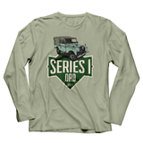 LAND ROVER DAD SERIES LONG SLEEVE T-SHIRT