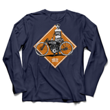 THE FLYER LONG SLEEVE T-SHIRT