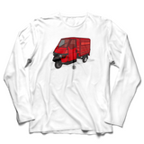 PIAGGIO APE LONG SLEEVE T-SHIRT