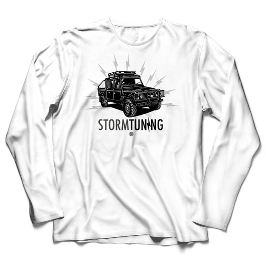 STORM TUNING DEFENDER DOUBLE CAB LONG SLEEVE T-SHIRT
