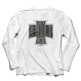 SHED BUILT CUSTOM BIKES LONG SLEEVE T-SHIRT
