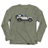 THE NEW DEFENDER LONG SLEEVE T SHIRT