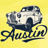 Austin A35 Lemon Design