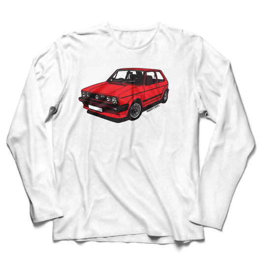 MK1 GOLF LONG SLEEVE T-SHIRT