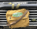LAND ROVER 70TH BIRTHDAY ARMY SURPLUS MESSENGER BAG (LIMITED AVAILABILITY)